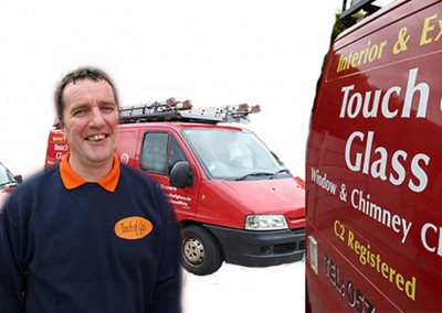 Touch of Glass Window Cleaning and Chimney Sweep